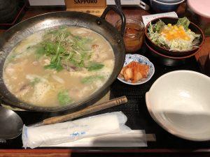 参鶏湯が美味しいお店!新橋「鳥一代」は他メニューも激ウマだった!
