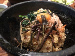銀座「KollaBo」で韓国料理を堪能!熱々石焼ビビンバを食べてきた!【銀座ランチ】