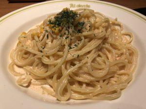 銀座「あるでん亭」の太麺もちもちパスタを一度食べて欲しい【銀座ランチ】